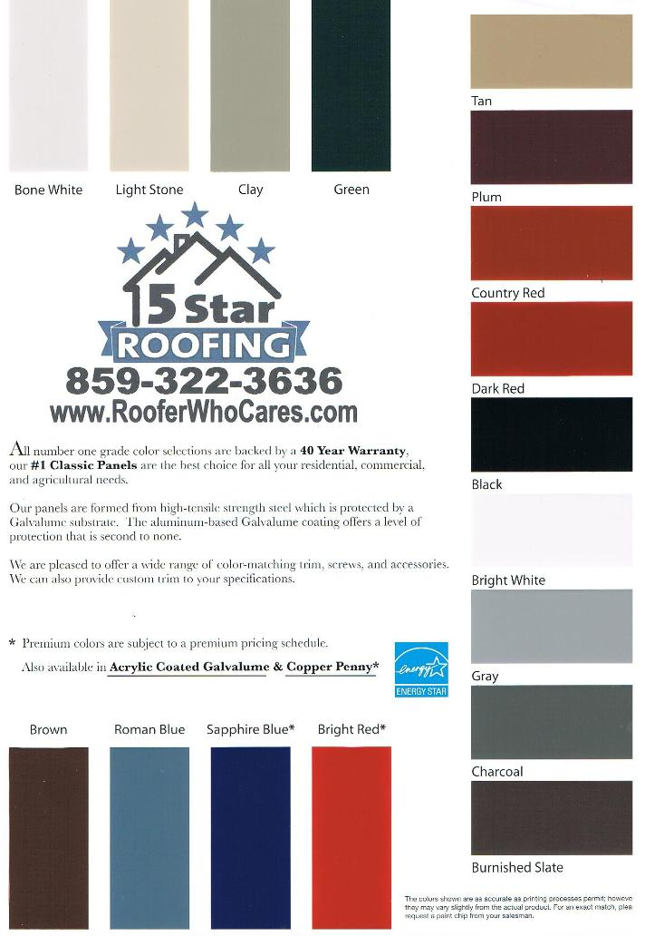 5 Star Roofing Pole Barns Pole Buildings Winchester Ky