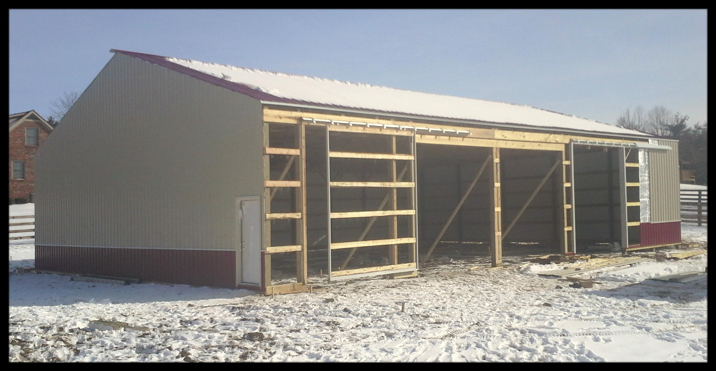 pole tough durable sliding wish if hardware to you build barns however door barn doors